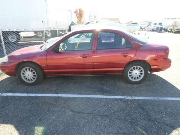 2000 Ford Contour For Sale By Owner
