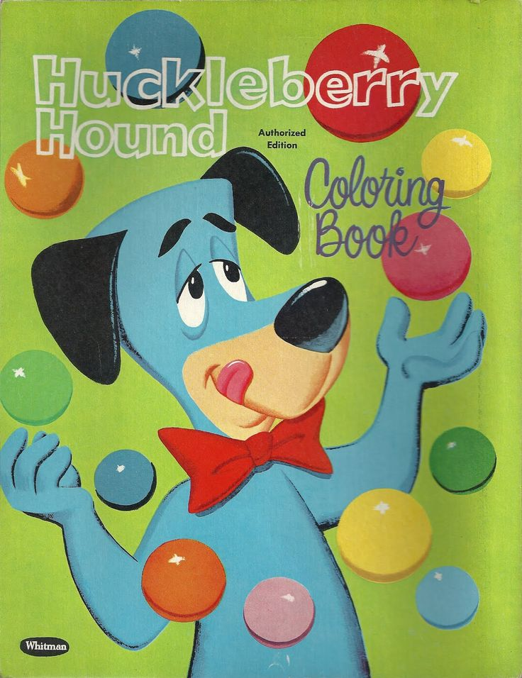 Superb Vintage Coloring Book