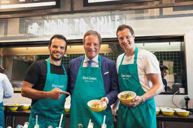 "Steffen Henssler eröffnet erstes ""Ben Green""-Restaurant am Flughafen Köln Bonn mit… #Genuss #Restaurant_Tipp #1_FC_Köln #Adresse #Airport"