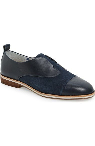 ED Ellen DeGeneres 'Lewa' Laceless Oxford (Women) available at #Nordstrom