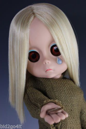 Toys And Tears : Hasbro little miss no name doll with tear all