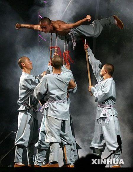 #KungFuCorner ▶ ♂ Chinese martial art Shaolin kungfu monk