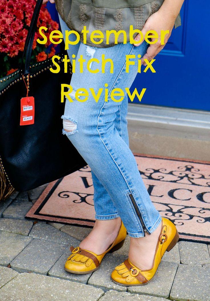 September Stitch Fix @stitchfix #stitchfix