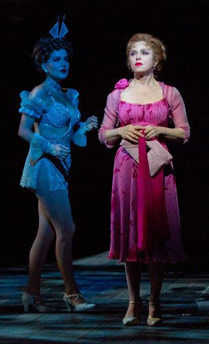 OMG  - goosebumps!! NYC Follies Revival - Bernadette Peters