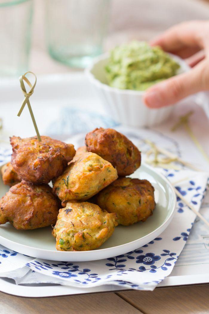 Vegan Recipes Finger Food Snacks Courgette