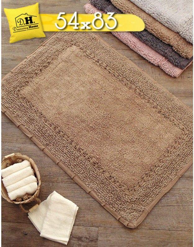 Oltre 25 fantastiche idee su bagno marrone su pinterest colori da bagno arredamento da bagno - Tappeto bagno marrone ...