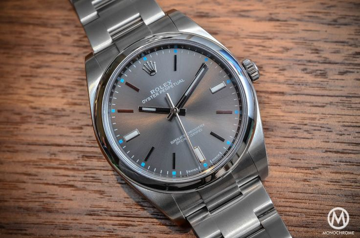 2015 Rolex Oyster Perpetual 39mm - 6