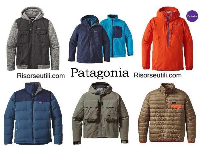 Jackets Patagonia fall winter 2016 2017 menswear