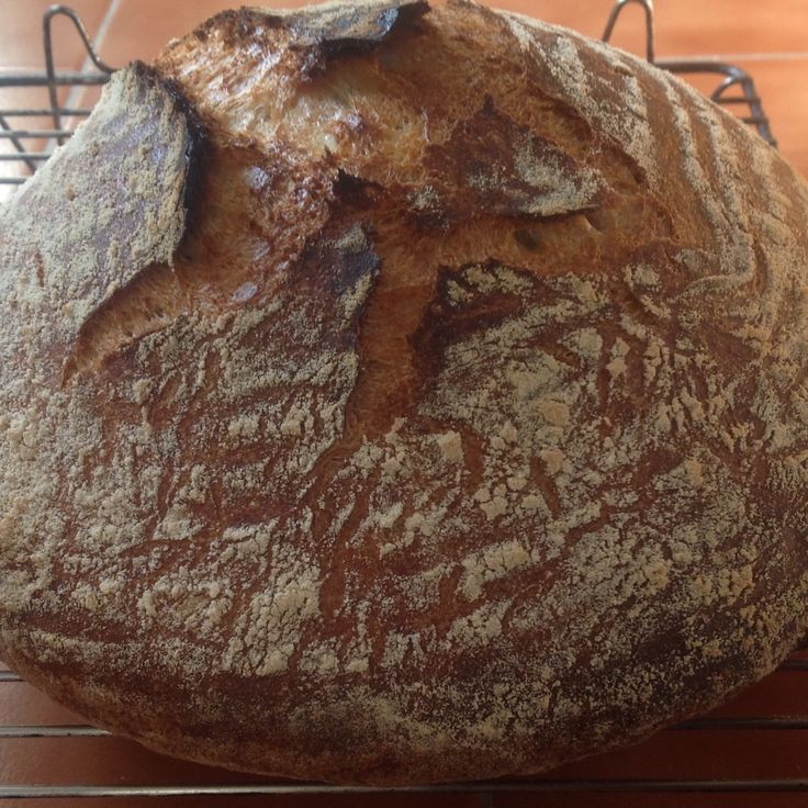 Sourdough- recipe