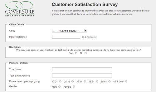 Acme Customer Satisfaction Survey WwwAcmemarketssurveyCom