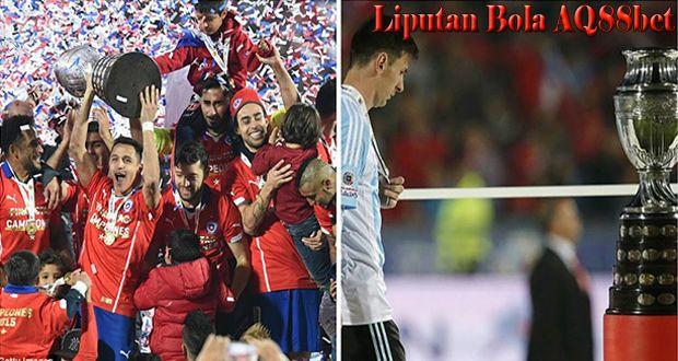 Agen Copa America - Messi Gagal Berikan Gelar Juara Kepada Argentina