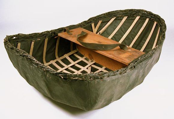 How To Build a Coracle – A One Person Boat Made From Twigs and Such » The Homestead Survival