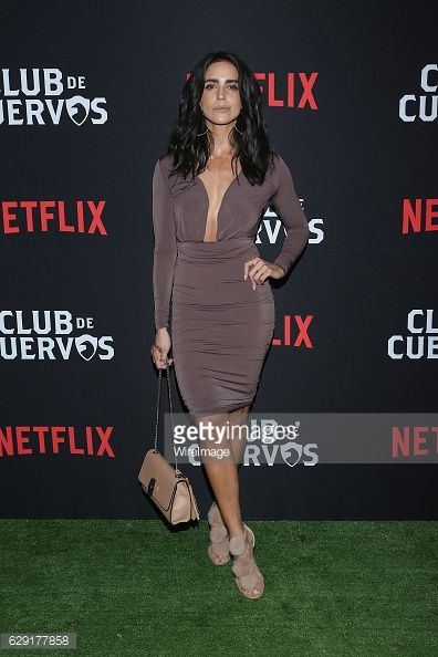 MEXICO CITY, MEXICO - DECEMBER 10: Barbara del Regil attends the... #boadilladelmonte: MEXICO CITY, MEXICO - DECEMBER… #boadilladelmonte
