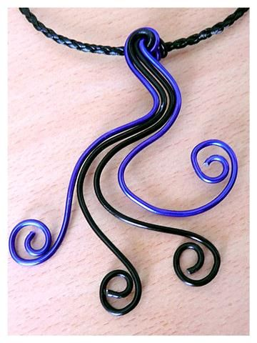 15 best Schmuck images on Pinterest | Wire crafts, Wire jewelry and ...