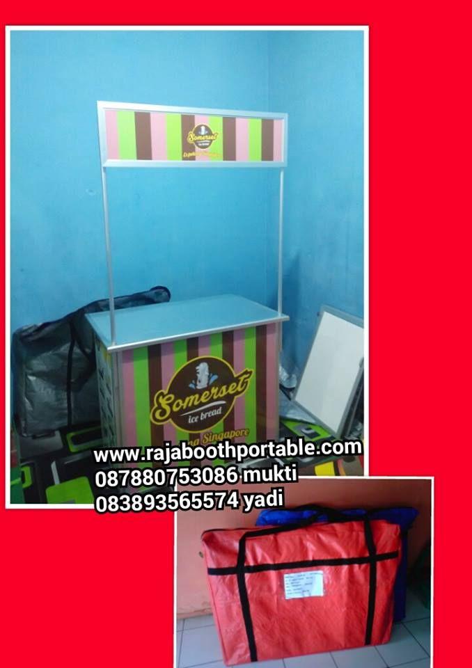 booth portable cocok untuk usaha dan promosi