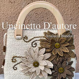 Uncinetto D'autore @analucia_bandoni Instagram profile - Enjoygram <3