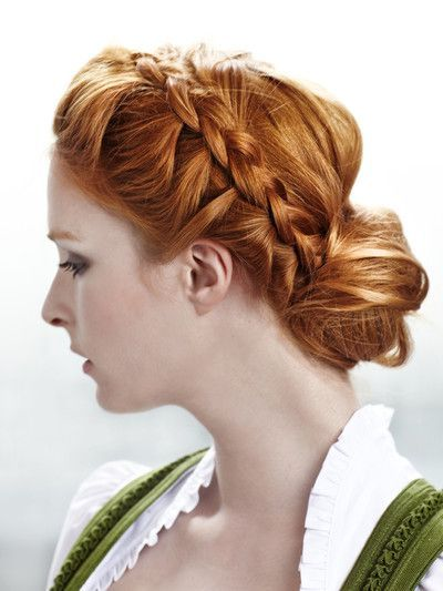 100 best oktoberfest frisuren ♡ wohnklamotte images on pinterest