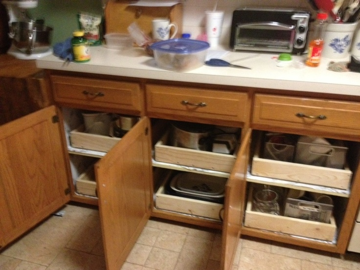 how to organize your kitchen 13 best pull out shelves images on kitchen 7307