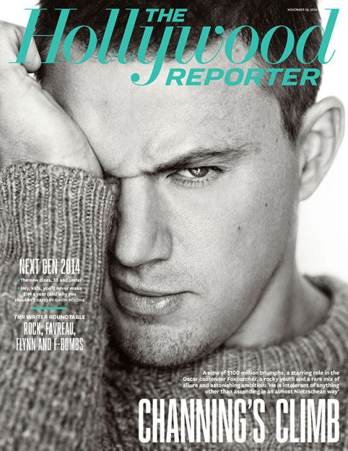 Channing Tatum: I Don't Know If I'll Spank Or Not
