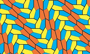 Attack on the pentagon results in discovery of new mathematical tile Joy as mathematicians discover a new type of pentagon that can cover the plane leaving no gaps and with no overlaps. It becomes only the 15th type of pentagon known that can do this, and the first discovered in 30 years - Aug 11, 2015 - pentagonal tiling