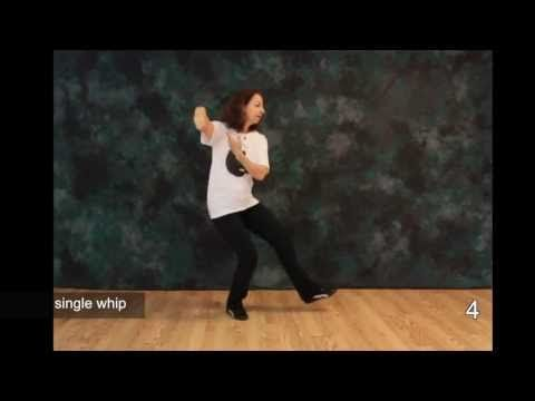 ▶ Tai Chi Moves - Free Tai Chi Online Lessons - Moves 4, 5 and 6 - YouTube