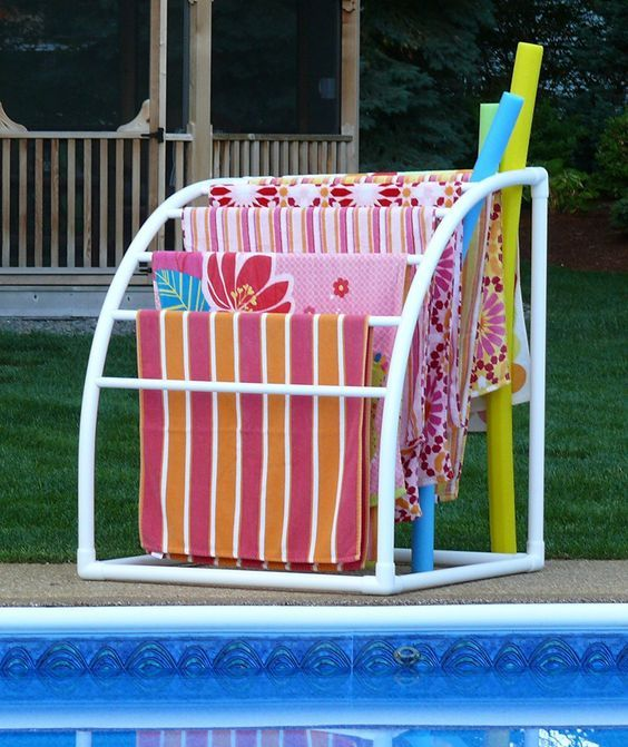 Top 5 Poolside Towel Racks For Your Outdoor Area Best Above Ground