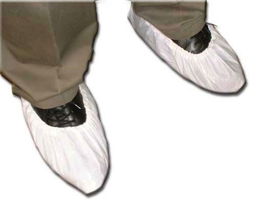 Plastic Shoe Covers Disposable for Service Providers