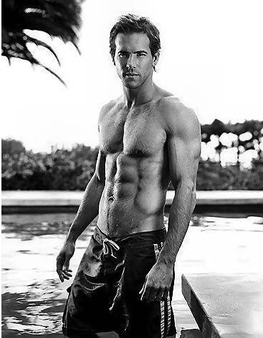 good thing just watched the proposal with this beautiful man in it