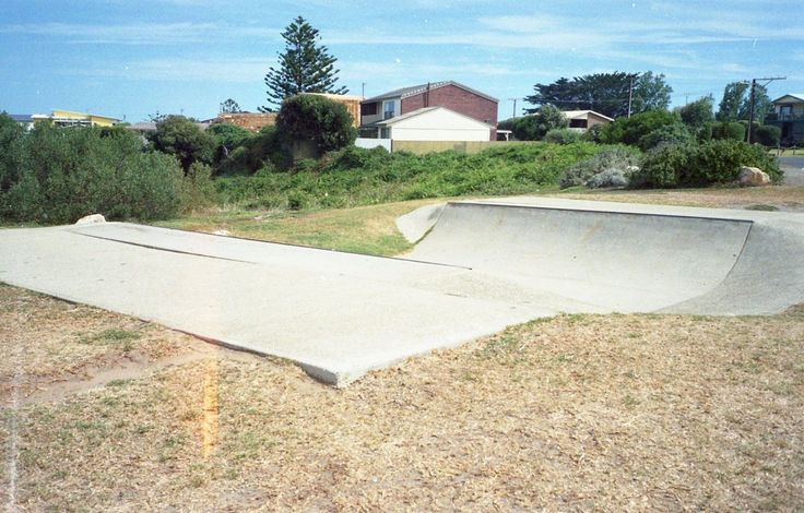Skate Ramp Middleton South Australia