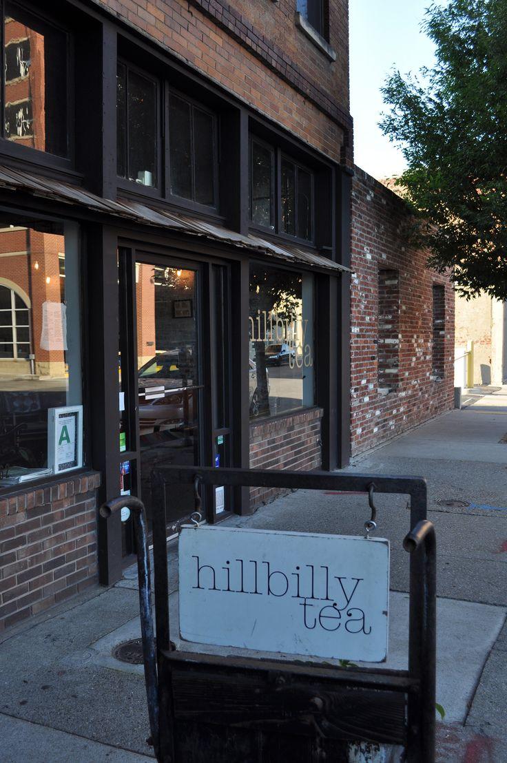 LOUISVILLE, Kentucky -. Hillbilly Tea