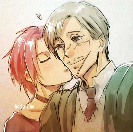 Remus and Tonks by Garis