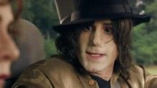 Add Paris Jackson to the list of those who are not fans of Joseph Fiennes as Michael Jackson.