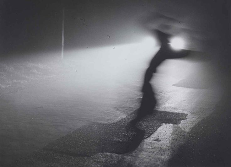 Peter Keetman - Nebel Lauf, 1956