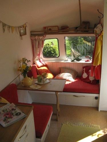 Rare 1960's Retro vintage caravan, boutique camping, bespoke restoration. | eBay