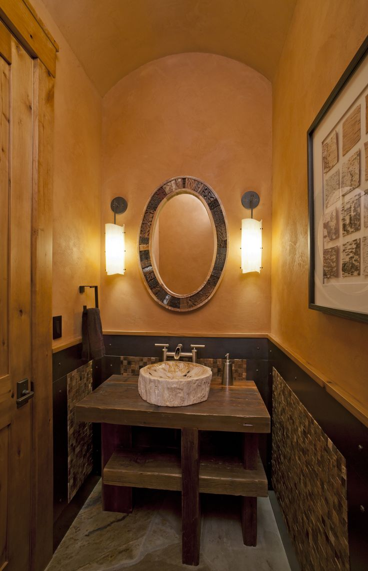 Powder Rooms Are Sometimes Hard To Design So We Collected  Amazing Powder Room Designs To Help Inspire Your Powder Room Makeover