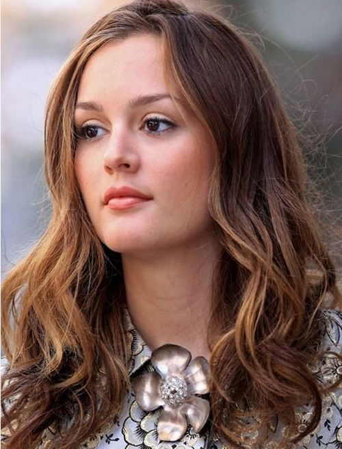 34 Irresistible Long Hairstyles 2018 with Brunette Highlights
