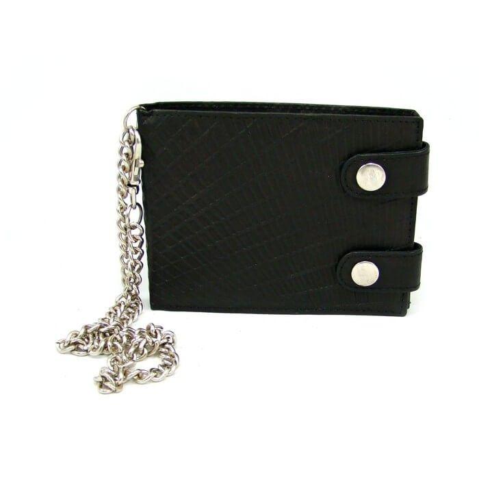 Velká kožená pánská peněženka - peněženky AHAL