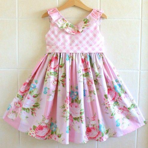 Adele Dress.  Cutie Pie Creations