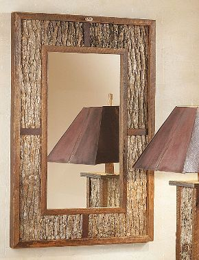 Cabelas Mossy OakR RustiksTM Collection Mirror