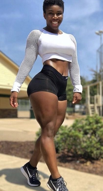 Thick Thighs Wide Hips And Fat Ass How Big Is Baby Big Baby