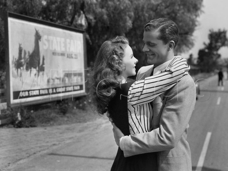 State Fair, Jeanne Crain, Dana Andrews, 1945 Photo at AllPosters.com