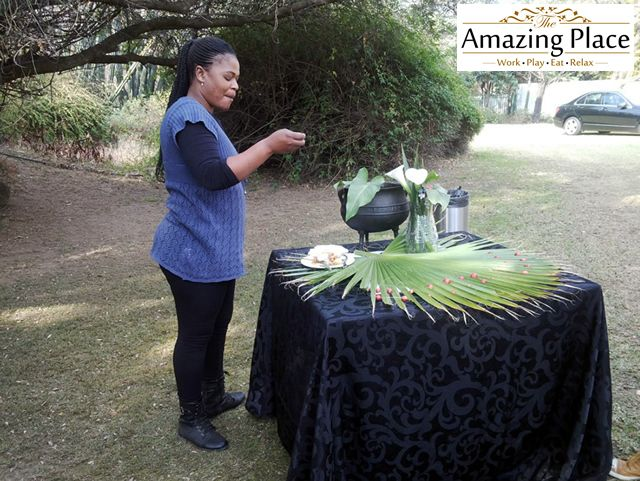 Standard Bank Conference and Potjiekos Cooking Competition | The Amazing Place #StandardBank #Potjiekos #TeamBuilding