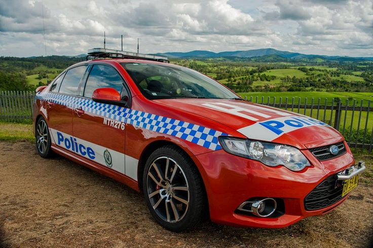 Traffic and Highway Patrol Command - NSW Police Force - Ford