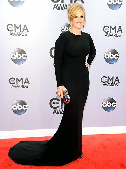 182 best images about country on pinterest faith hill for Trisha yearwood wedding dress