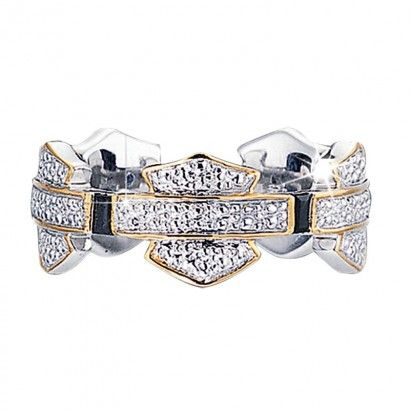 Harley Davidson Las Eternity Ring Rings Pinterest Jewelry And Wedding