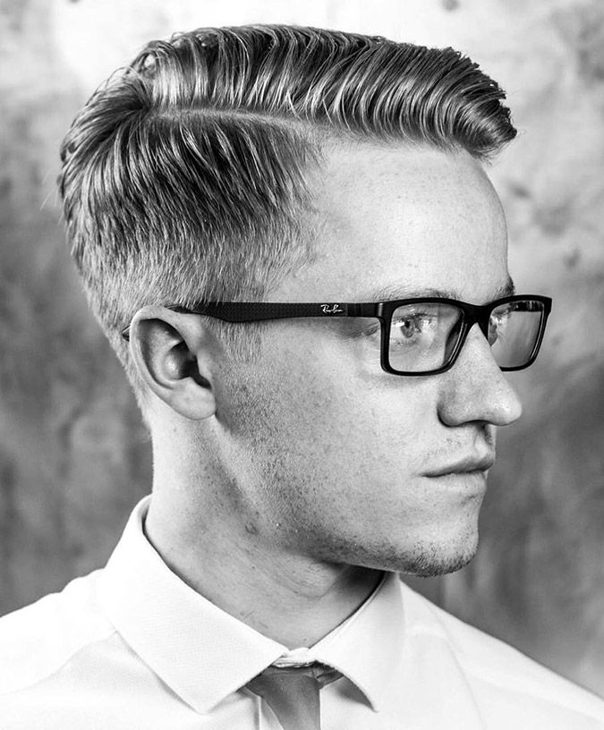 Here are 10 amazing examples of gentlemen hairstyles that will be good for all occasions. They are neat, universal and will show the best side of you.