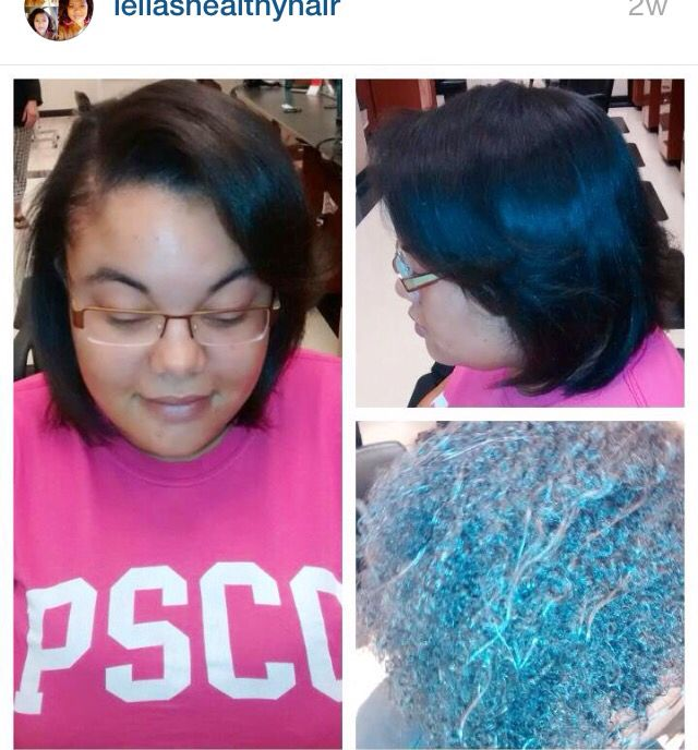 Leila 39 S Healthy Hair See Her At Jc Penney Salon Knoxville
