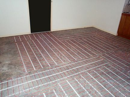 Electric Radiant Floor Heating Systems That Are Super Easy To