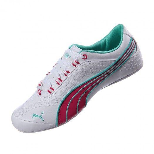 Los tenis Soleil de Puma para mujer son unos de los tenis más lindos ...