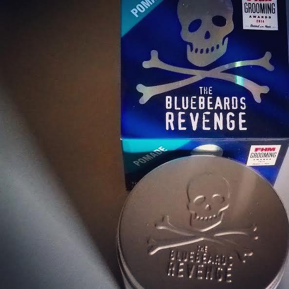 Världsklass från Blåskäggen | Testpiloterna The Bluebeards Revenge Pomade